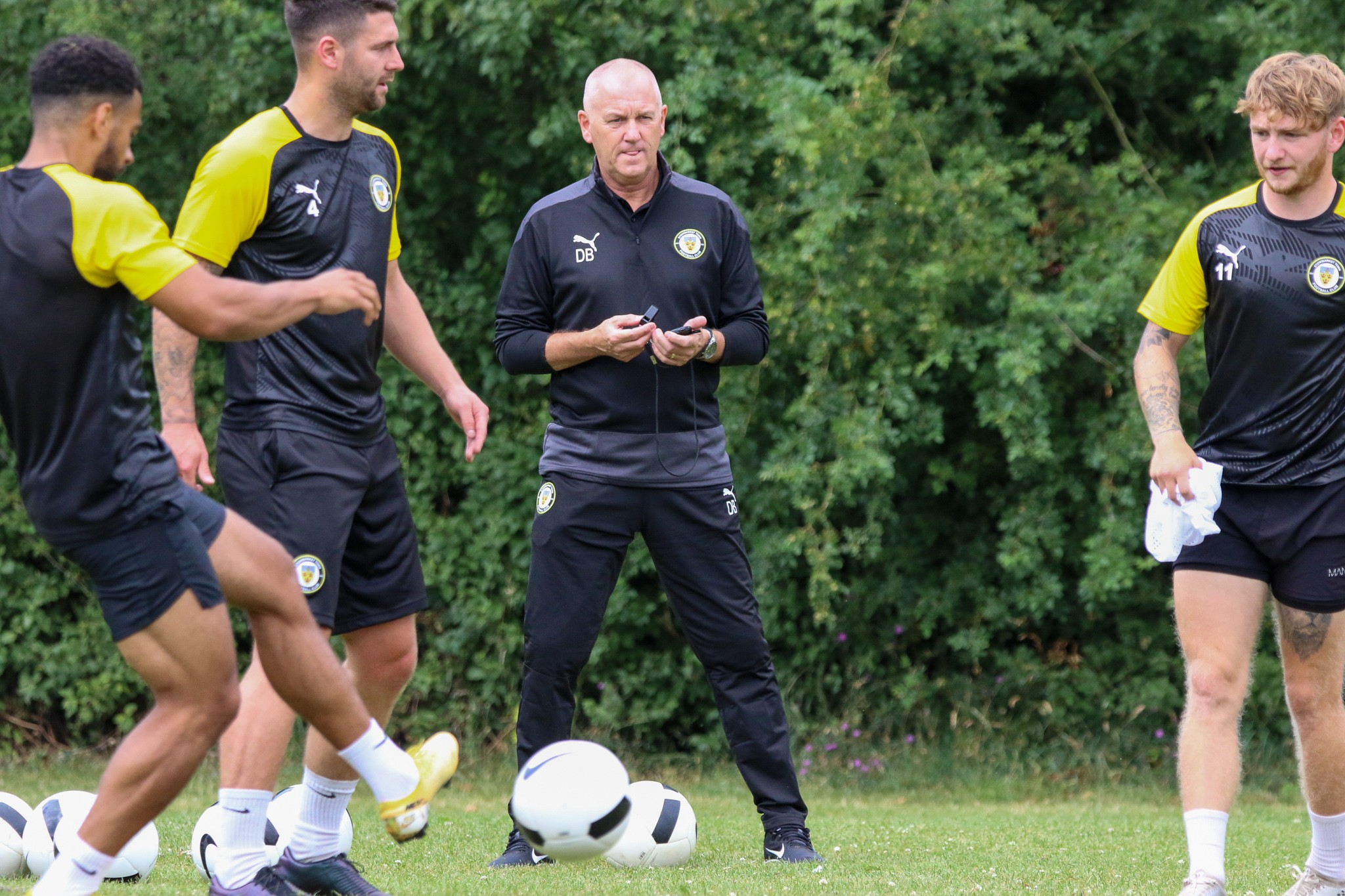 Brooks Steps In As Assistant